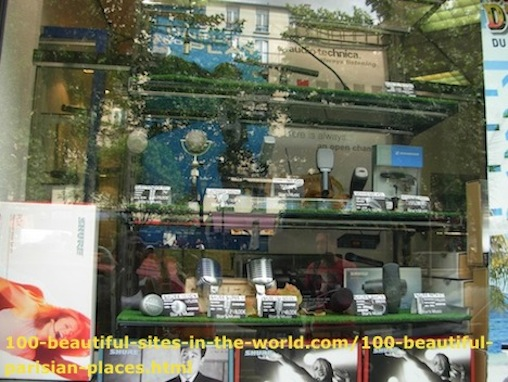 100 Beautiful Beautiful Quarter in Paris.