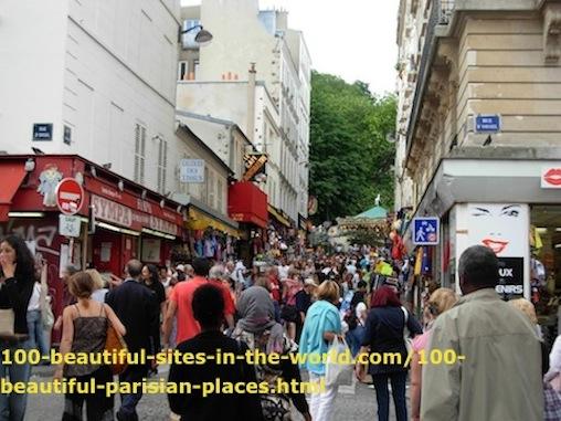 100 Beautiful Parisian Place to Tour.