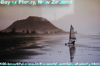 Bay of Plenty, New Zealand