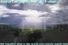 The Beautiful County Meath in Ireland.