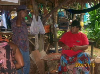 Indigenous people in Guam