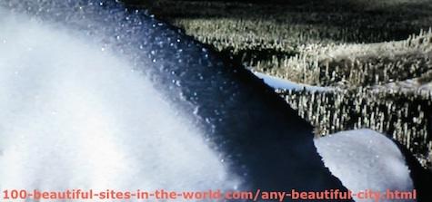 Beautiful Photos: Snow Sculptures 4.