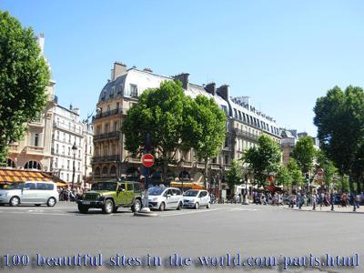 Beautiful French Architecture, Paris!