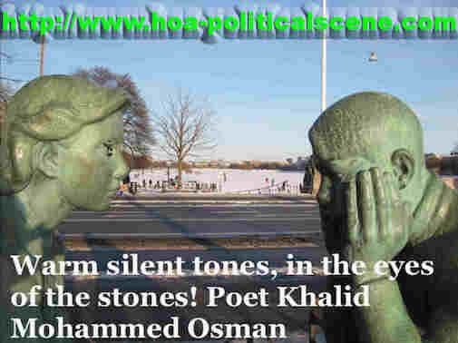 100-beautiful-sites-in-the-world.com/copenhagen.html: Copenhagen: Warm Silent Tones, in the Eyes of the Stones! By poet, journalist, columnist and environmental activist Khalid Mohammed Osman.