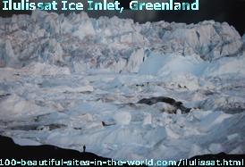 Ilulissat Ice Inlet, Greenland