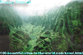 Kauai County, Cloud Forests, Honolulu, Hawaii Islands