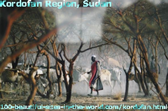 Kordofan, Kurdufan, Sudan, Arabic Gum Treasury.