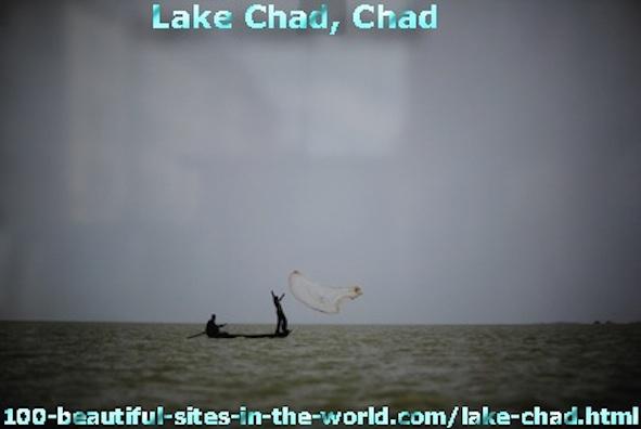 Lake Chad, Tchad, African Sahel Region