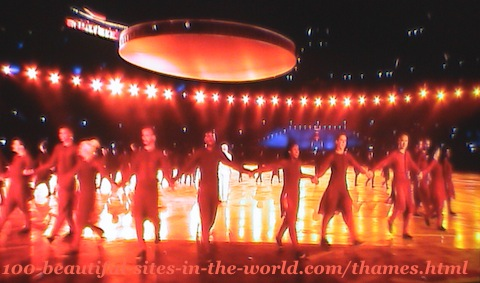 London Olympics 2012. London Olympics ceremonies