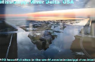 Mississippi River Delta, Louisiana, New Orleans