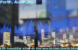 Perth is a Green Metropolis in Australia