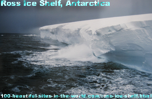 Ross Ice Shelf, Antarctica, Antarctic, Arctic Ocean