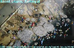 Saint Louis, Saint-Louis, Ndar, Senegal
