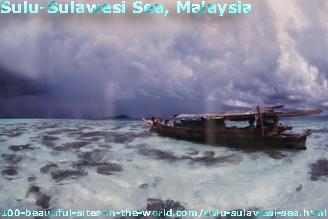 Sulu Sulawesi Sea, Malaysia, Indonesia, Philippines, Bajau