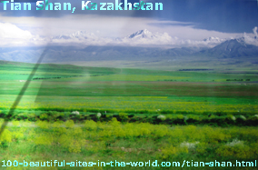 Tian Shan Almaty Kazakhstan Apples Plains
