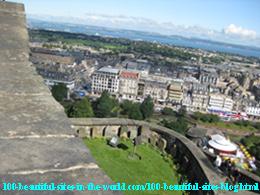 Castle-view from Edinburgh