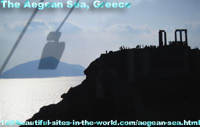 Aegean Sea, Greece, Turkey
