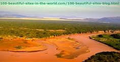 The Omo Valley is Moist and Fertile Valley in East Africa.