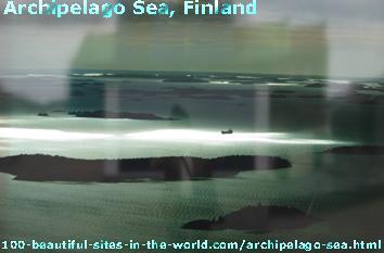 Archipelago Sea Finland