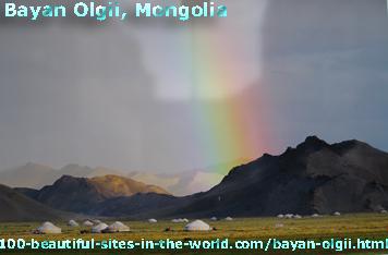 Bayan Olgii Mongolia