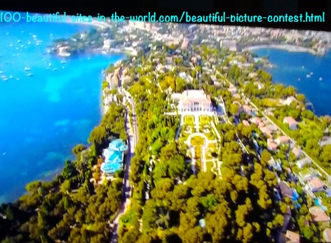 Beautiful Picture Contest: Beautiful Sites in Cap Ferrat