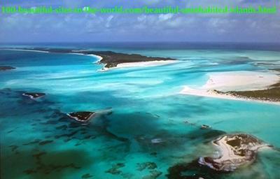 Beautiful Uninhabited Islands in the World