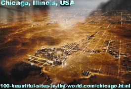 Chicago, Illinois, USA, America