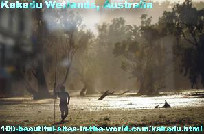 Kakadu National Park, Kakadu Wetlands, Aboriginal, Australia