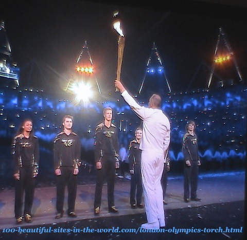 London Olympics 2012. London Olympics fest
