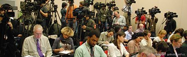 The Media in Copenhagen Climate Change Conference