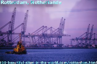 Rotterdam, Netherlands, Holland