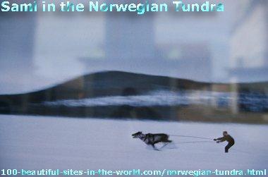 Sami in the Norwegian Tundra
