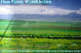 Tian Shan Almaty Kazakhstan Apples Plains