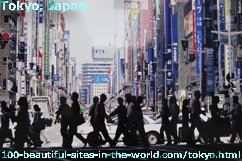 Tokyo Japan, Industrial Economical Power