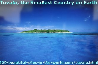 Tuvalu Ellice Islands Smallest Country in the World