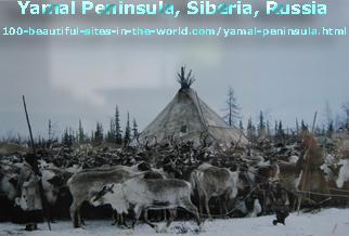 Yamal Peninsula, Siberia, Russia